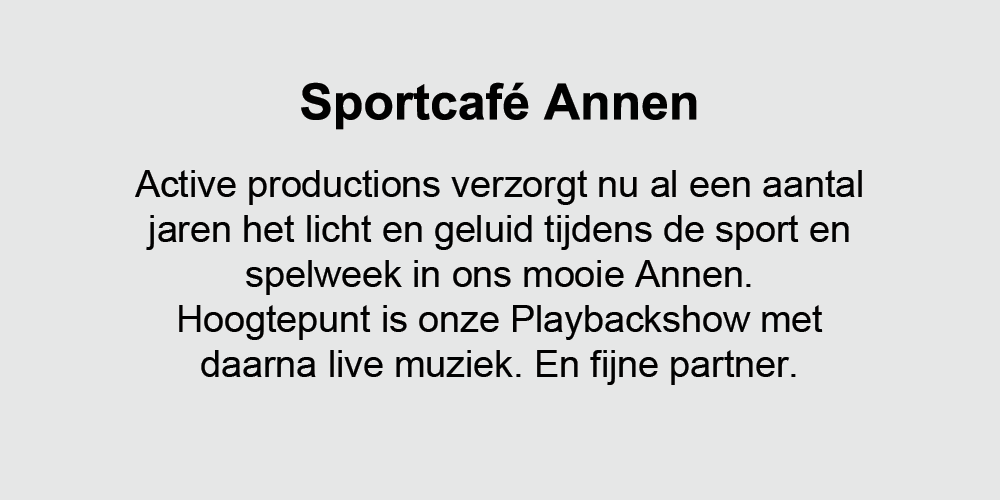 Sportsbar-Annen,-recensie